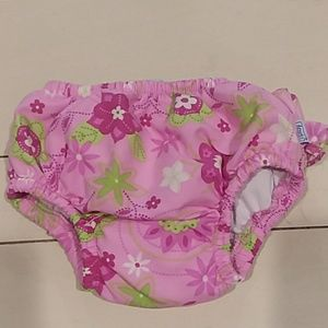 I play UPF 50 size large 12-18 months swim diaper